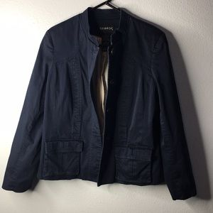 George navy blue ladies coat size 16